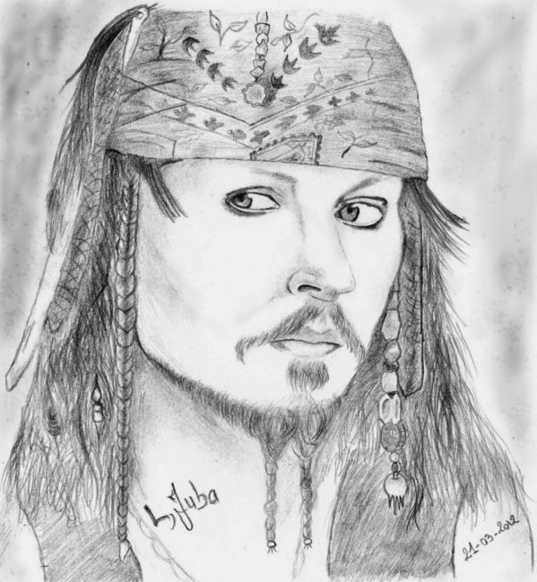Johnny Depp por jubalink